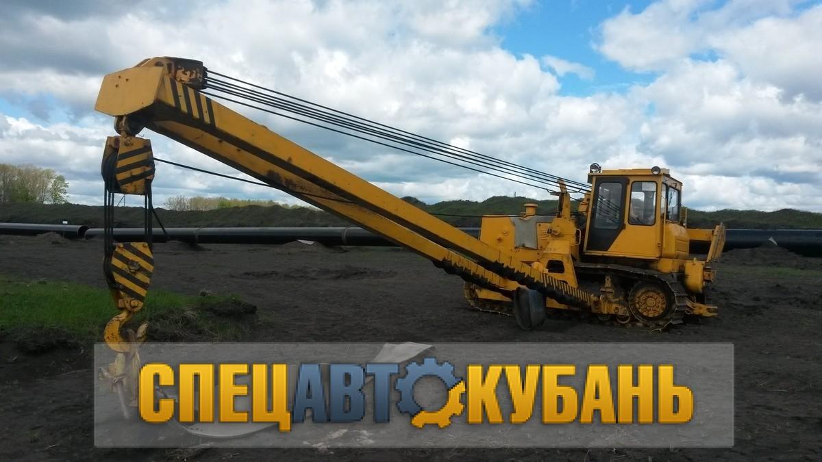 Трубоукладчик ЧТЗ Уралтрак ТГ 1224