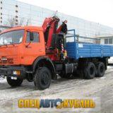 КАМАЗ — 10 тонн