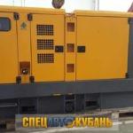 Дизельный генератор 200 кВт Atlas Copco QAS 250
