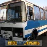 Вахтовый автобус ПАЗ вахтовка